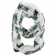 Michigan State Spartans Alternate Sheer Infinity Scarf