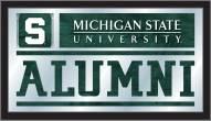 Michigan State Spartans Alumni Mirror
