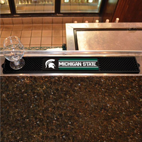 Michigan State Spartans Bar Mat