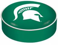 Michigan State Spartans Bar Stool Seat Cover