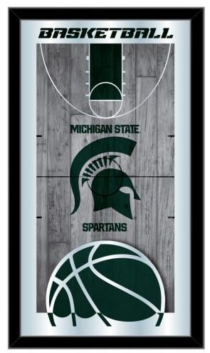 Michigan State Spartans Basketball Mirror
