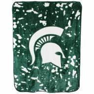 Michigan State Spartans Bedspread