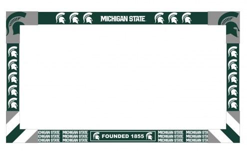 Michigan State Spartans Big Game Monitor Frame