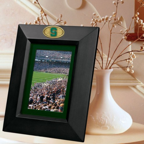 Michigan State Spartans Black Picture Frame