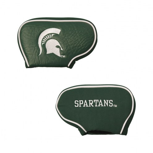 Michigan State Spartans Blade Putter Headcover