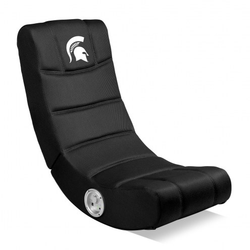 Michigan State Spartans Bluetooth Gaming Chair