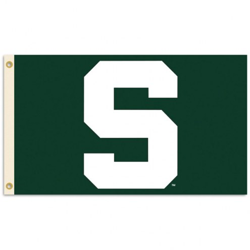 Michigan State Spartans NCAA Premium 3' x 5' Flag