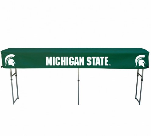 Michigan State Spartans Buffet Table & Cover