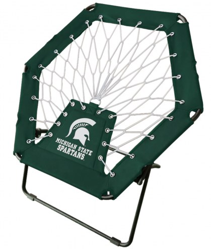 Michigan State Spartans Bungee Chair