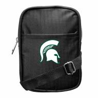 Michigan State Spartans Camera Crossbody Bag