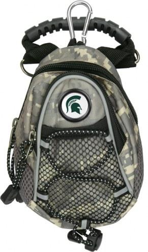 Michigan State Spartans Camo Mini Day Pack