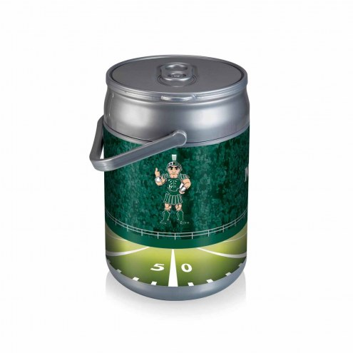 Michigan State Spartans Can Cooler
