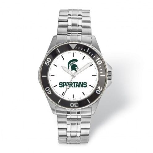 Michigan State Spartans Champion Gents Watch