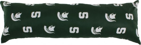 """Michigan State Spartans 20"""" x 60"""" Body Pillow"""