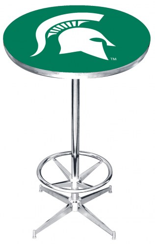 Michigan State Spartans College Team Pub Table