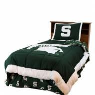Michigan State Spartans Comforter Set