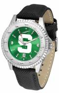 Michigan State Spartans Competitor AnoChrome Men's Watch