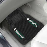 Michigan State Spartans Deluxe Car Floor Mat Set