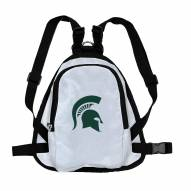 Michigan State Spartans Dog Mini Backpack