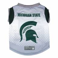 Michigan State Spartans Dog Performance Tee