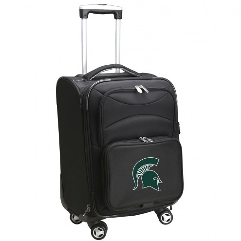 Michigan State Spartans Domestic Carry-On Spinner