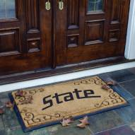 Michigan State Spartans Door Mat