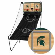 Michigan State Spartans Double Shootout Basketball Game