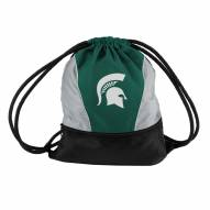 Michigan State Spartans Drawstring Bag