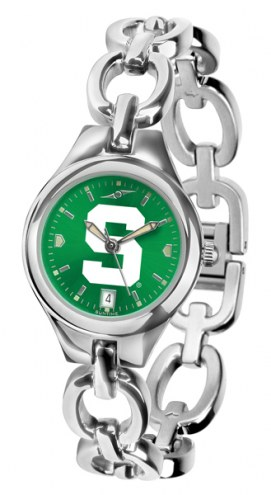 Michigan State Spartans Eclipse AnoChrome Women's Watch