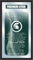 Michigan State Spartans Fight Song Mirror