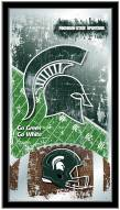 Michigan State Spartans Football Mirror