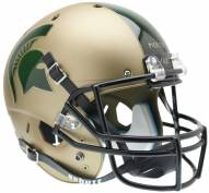 Michigan State Spartans Gold Schutt XP Collectible Full Size Football Helmet