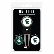 Michigan State Spartans Golf Divot Tool Pack