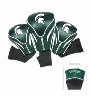 Michigan State Spartans Golf Headcovers - 3 Pack