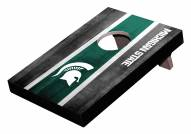 Michigan State Spartans Table Top Cornhole