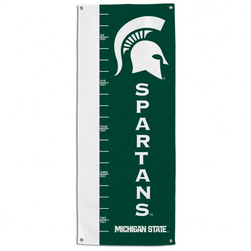 Michigan State Spartans Growth Chart