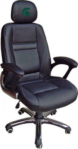 Michigan State Spartans Head Coach Office Chair
