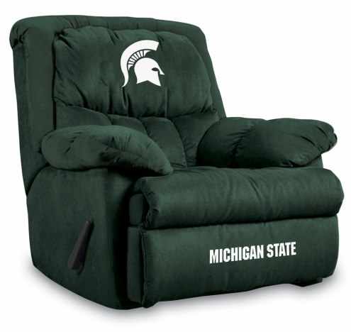 Michigan State Spartans Home Team Recliner