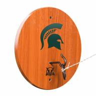 Michigan State Spartans Hook & Ring Game