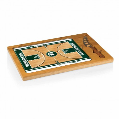 Michigan State Spartans Icon Cutting Board