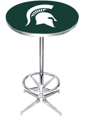 Michigan State Spartans College Team Pub Table