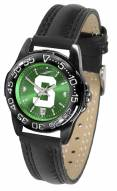 Michigan State Spartans Ladies Fantom Bandit AnoChrome Watch