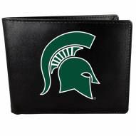 Michigan State Spartans Large Logo Bi-fold Wallet
