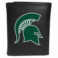 Michigan State Spartans Large Logo Tri-fold Wallet