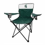 Michigan State Spartans Legacy Tailgate Chair
