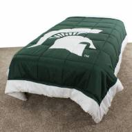 Michigan State Spartans Light Comforter