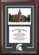 Michigan State Spartans Spirit Graduate Diploma Frame