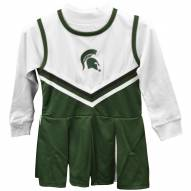 Michigan State Spartans Girls One Piece Cheer Dress