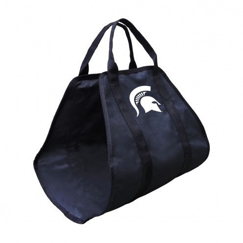 Michigan State Spartans Log Carrier