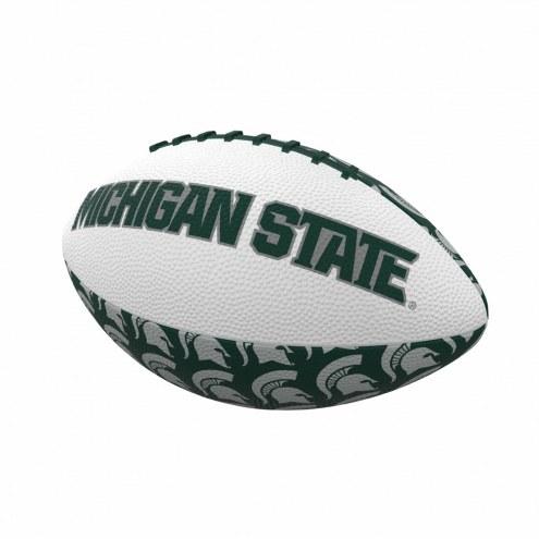 Michigan State Spartans Mini Rubber Football
